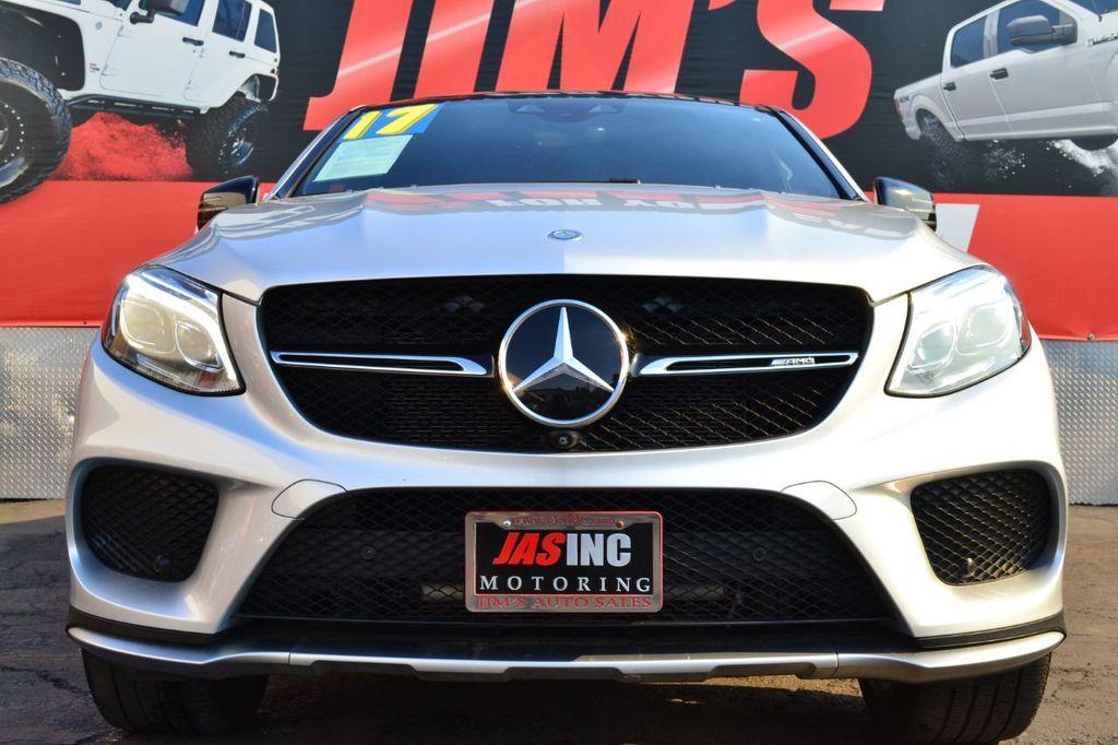2017 Mercedes-Benz GLE Mercedes Benz GLE 43 Coupe Twin Turbo Premium 2 Premium 3  - 17275808 - 1
