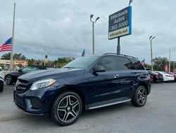 2017 Mercedes-Benz GLE400 P3 Pkg/AMG - 4JGDA5GB4HA824605