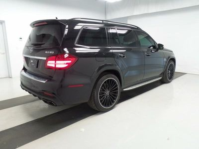 2017 Mercedes-Benz  AMG GLS63 4MATIC SUV - Click to see full-size photo viewer