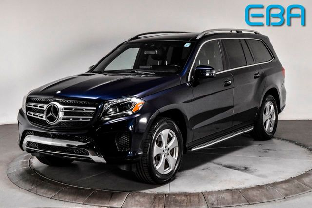 2017 Used Mercedes-Benz GLS GLS 450 4MATIC SUV at Elliott Bay Auto Brokers  Serving Seattle, WA, IID 19177277