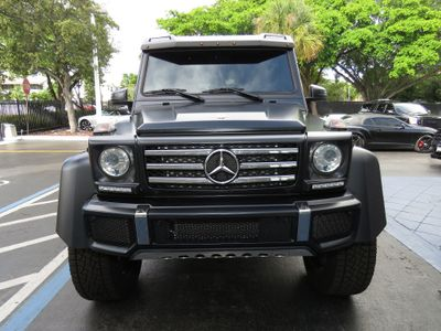 2017 Mercedes-Benz G-Class G 550 4x4 Squared SUV - Click to see full-size photo viewer