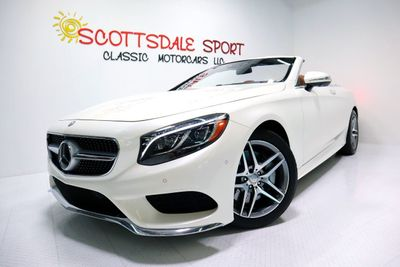 2017 Mercedes-Benz  * ONLY 9K Miles...AMG Sport Pkg - Click to see full-size photo viewer
