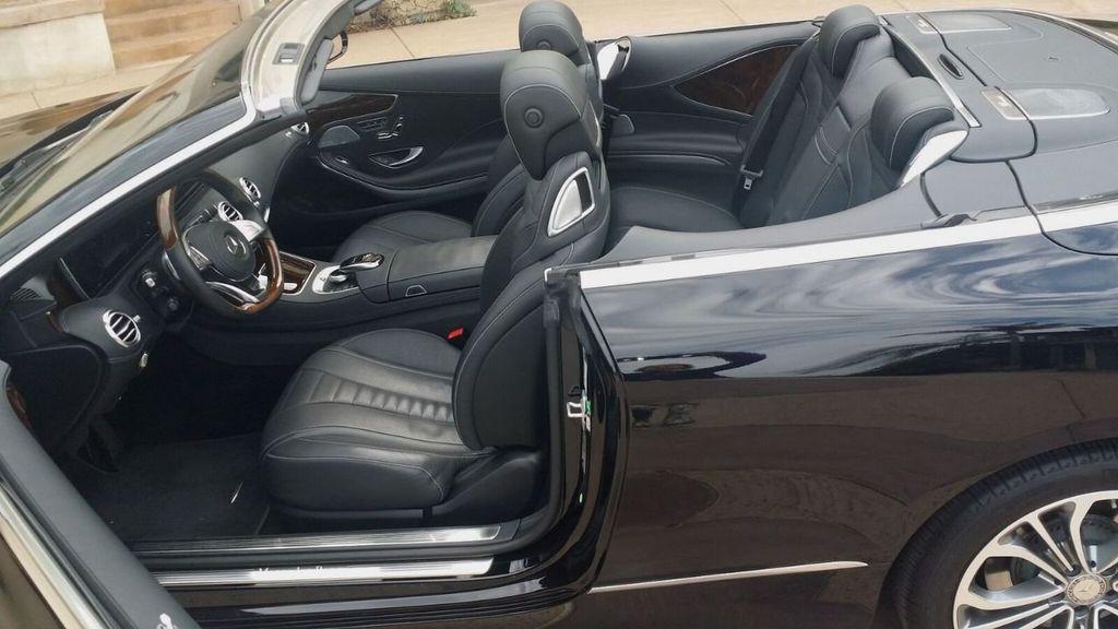 2017 Mercedes-Benz S550 Cabriolet S550 CABRIOLET - 16991896 - 12