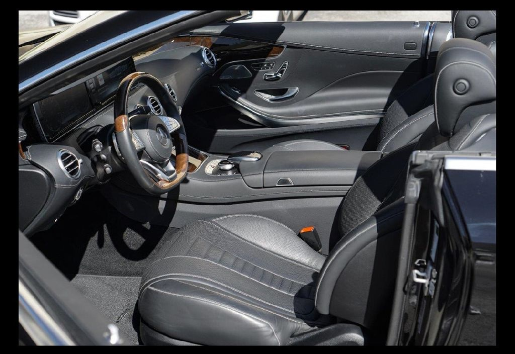 2017 Mercedes-Benz S550 Cabriolet S550 CABRIOLET - 16991896 - 13