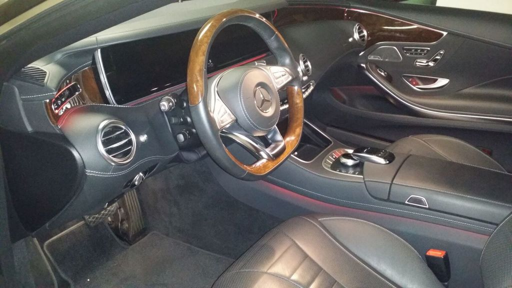 2017 Mercedes-Benz S550 Cabriolet S550 CABRIOLET - 16991896 - 17