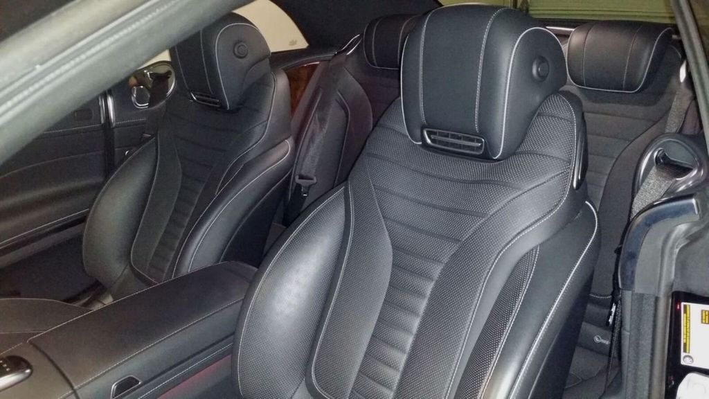 2017 Mercedes-Benz S550 Cabriolet S550 CABRIOLET - 16991896 - 20