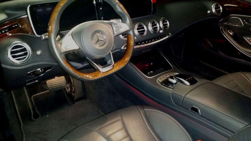 2017 Mercedes-Benz S550 Cabriolet S550 CABRIOLET - 16991896 - 25