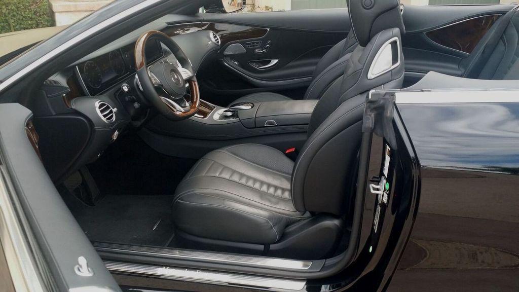 2017 Mercedes-Benz S550 Cabriolet S550 CABRIOLET - 16991896 - 30
