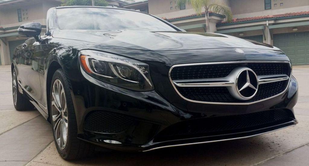 2017 Mercedes-Benz S550 Cabriolet S550 CABRIOLET - 16991896 - 38