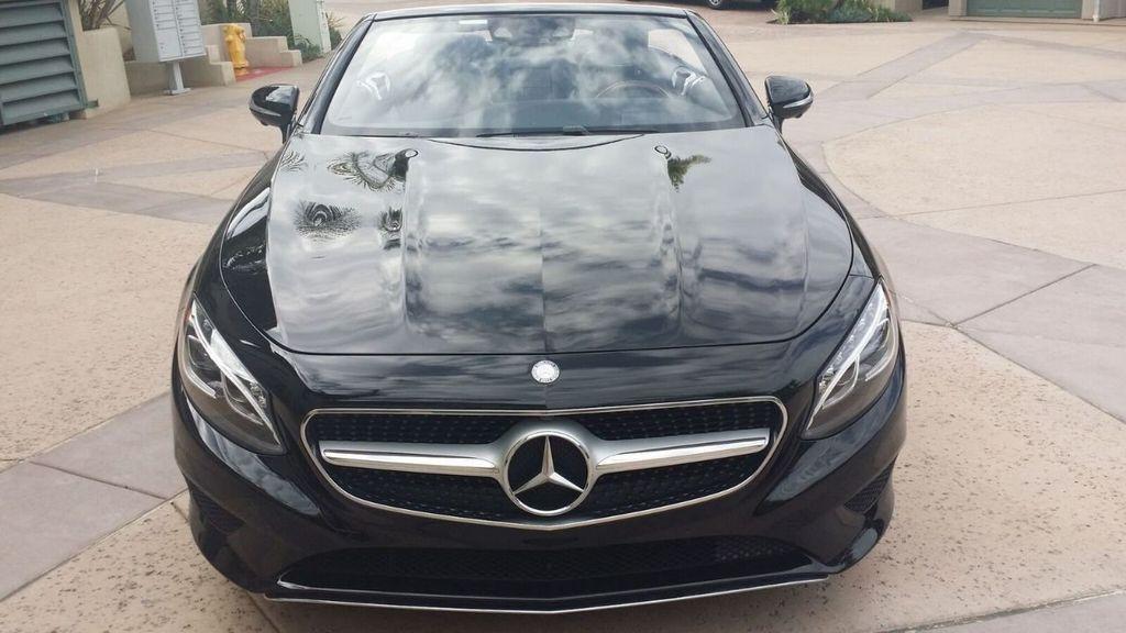 2017 Mercedes-Benz S550 Cabriolet S550 CABRIOLET - 16991896 - 45