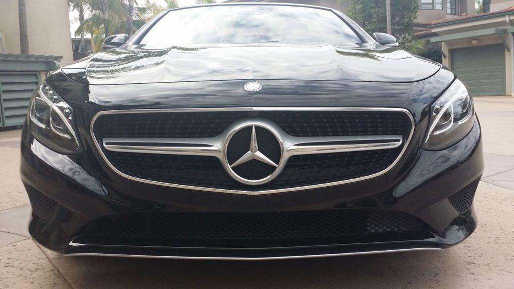 2017 Mercedes-Benz S550 Cabriolet S550 CABRIOLET - 16991896 - 6