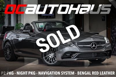 Mercedes Benz Westminster >> Used Mercedes Benz Slc At Oc Autohaus Serving Westminster Ca