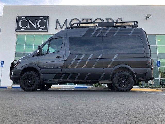 Used Mercedes Sprinter Van >> 2017 Used Mercedes Benz Sprinter At Cnc Motors Inc Serving Upland Ca Iid 18427951