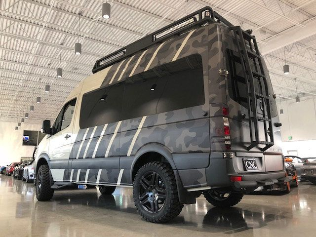 2017 Mercedes Benz Sprinter 2500 Standard Roof V6 144 4wd 17959836 8