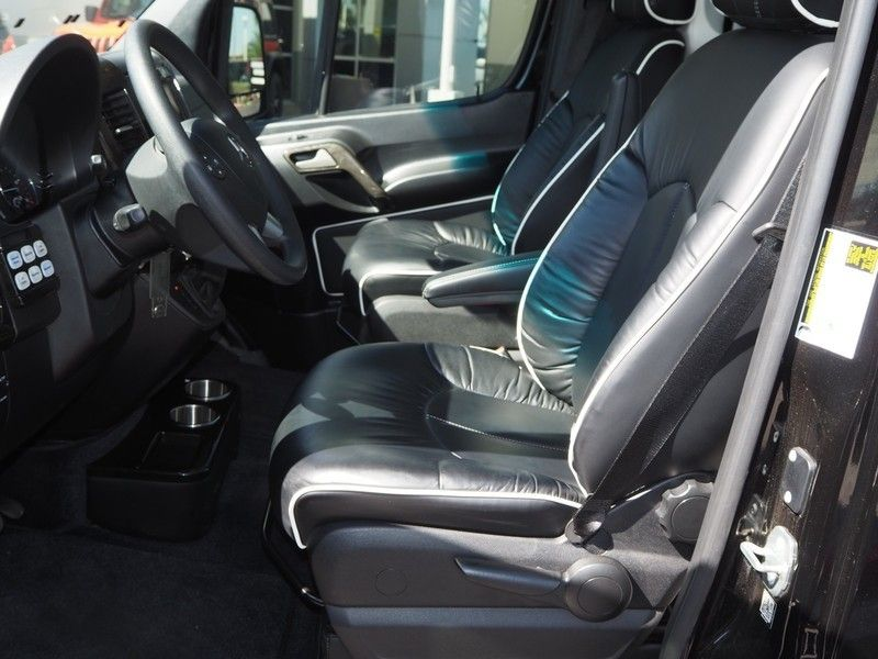 2017 Mercedes-Benz Sprinter Cargo Van  - 17630911 - 10