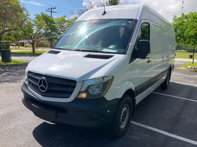 "2017 Mercedes-Benz Sprinter Cargo Van 2500 High Roof V6 170"" Worker RWD"