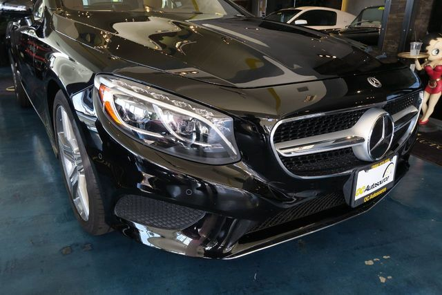 2017 Mercedes-Benz S-Class S 550 Cabriolet - Click to see full-size photo viewer