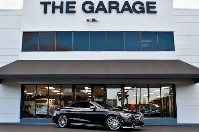 Mercedes Benz Of Miami >> 2017 Mercedes Benz S Class S 550 Cabriolet For Sale Miami Fl 99 900 Motorcar Com