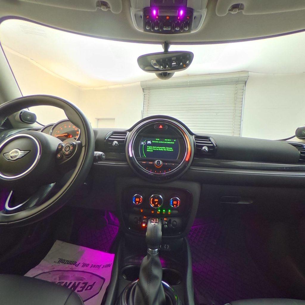 2017 Used MINI Cooper Clubman At MINI Of Austin Serving