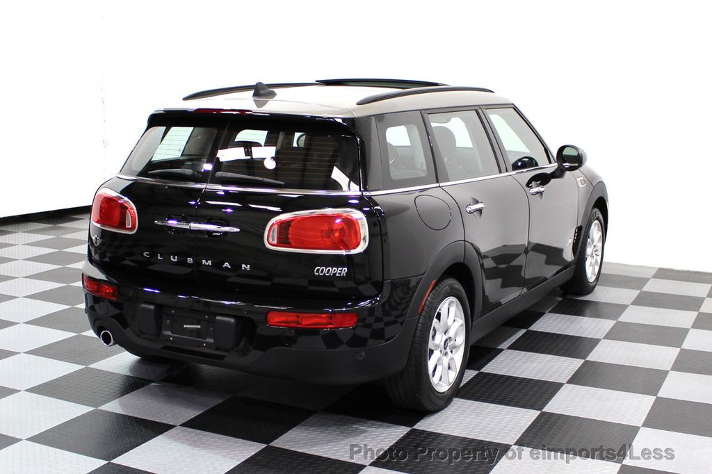 2017 MINI Cooper Clubman CERTIFIED CLUBMAN ALL4 AWD 4DOOR - 16816476 - 16