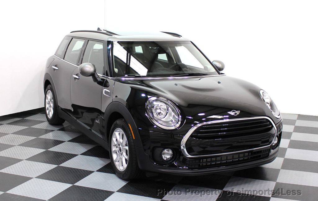 2017 used mini cooper clubman certified clubman all4 awd 4door at