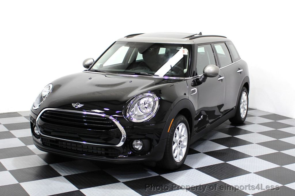 2017 MINI Cooper Clubman CERTIFIED CLUBMAN ALL4 AWD 4DOOR - 16816476 - 36