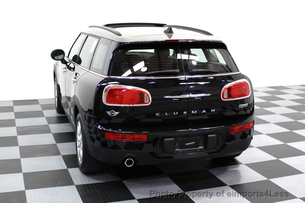 2017 MINI Cooper Clubman CERTIFIED CLUBMAN ALL4 AWD 4DOOR - 16816476 - 38