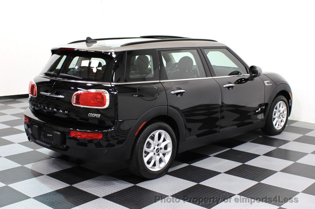 2017 MINI Cooper Clubman CERTIFIED CLUBMAN ALL4 AWD 4DOOR - 16816476 - 40