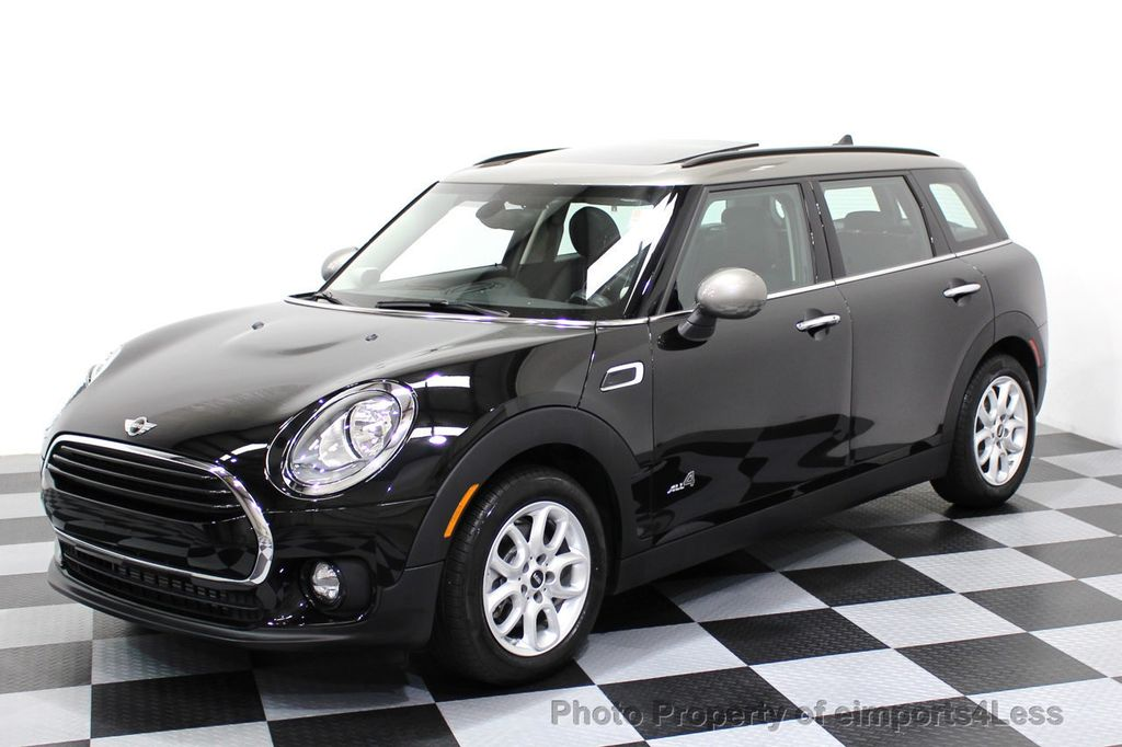 2017 MINI Cooper Clubman CERTIFIED CLUBMAN ALL4 AWD 4DOOR - 16816476 - 41