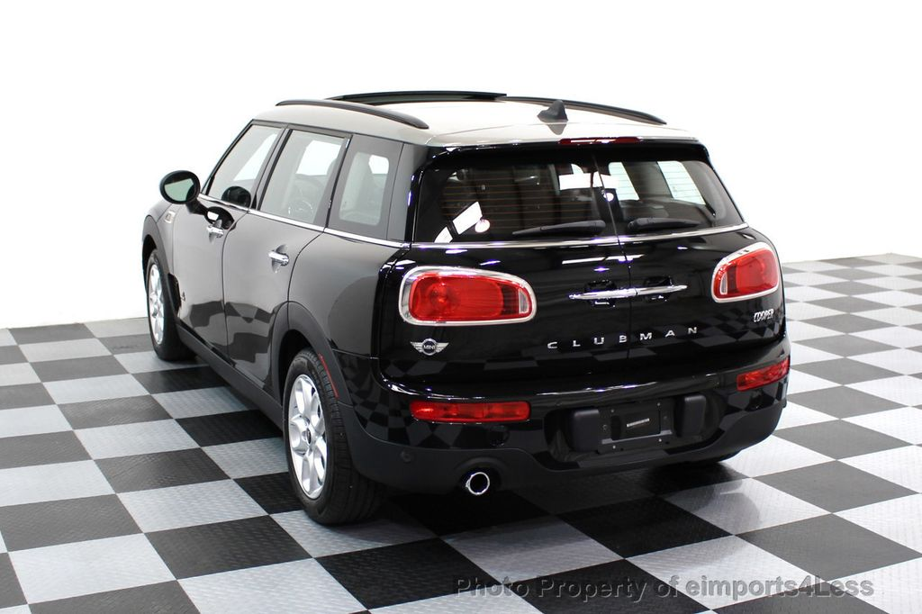 2017 MINI Cooper Clubman CERTIFIED CLUBMAN ALL4 AWD 4DOOR - 16816476 - 43