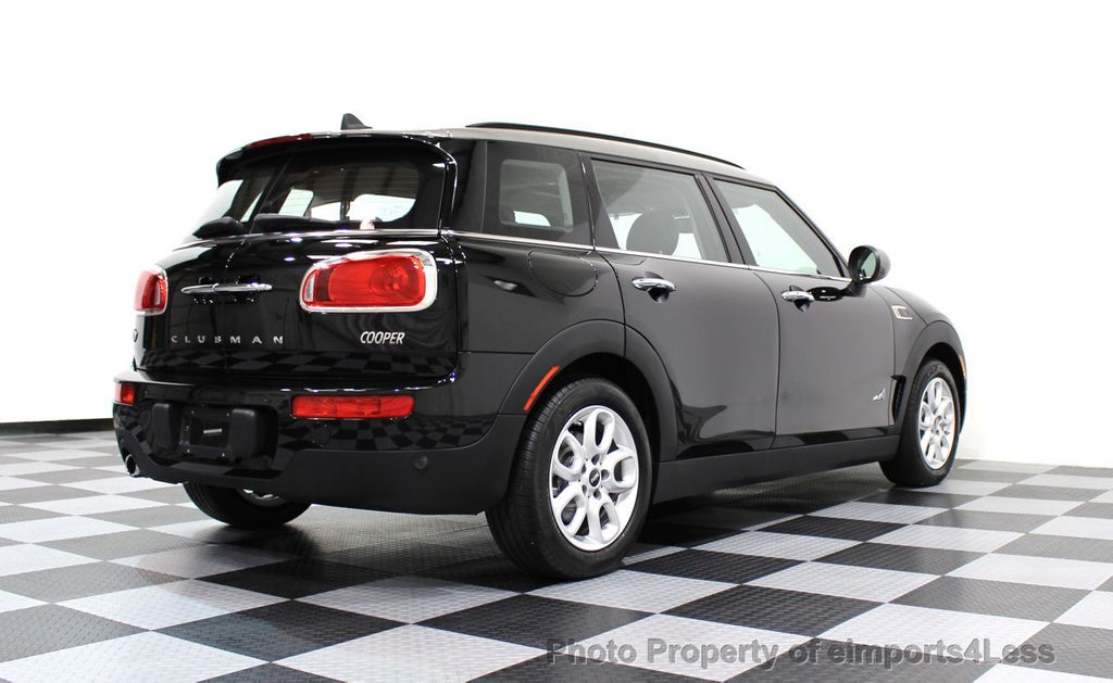 2017 MINI Cooper Clubman CERTIFIED CLUBMAN ALL4 AWD 4DOOR - 16816476 - 48