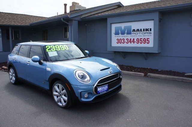2017 Used Mini Cooper S Clubman All4 At Maaliki Motors Serving