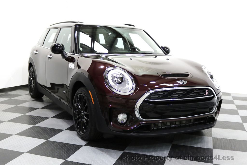 2017 MINI Cooper S Clubman CERTIFIED CLUBMAN S ALL4 AWD LEATHER CAMERA NAVI - 17736547 - 15