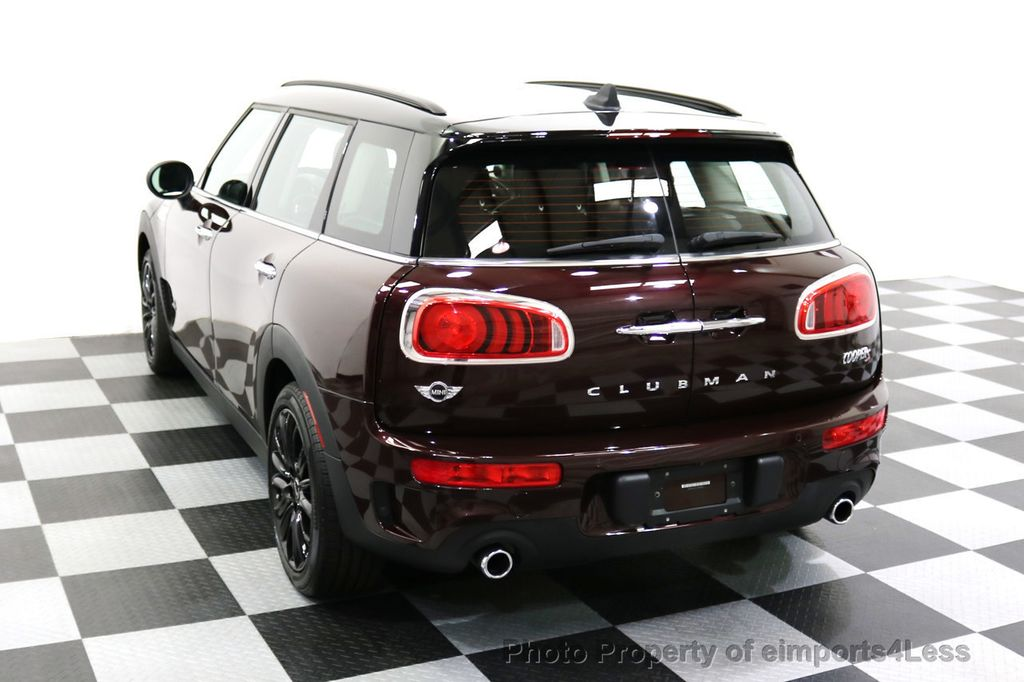 2017 MINI Cooper S Clubman CERTIFIED CLUBMAN S ALL4 AWD LEATHER CAMERA NAVI - 17736547 - 16
