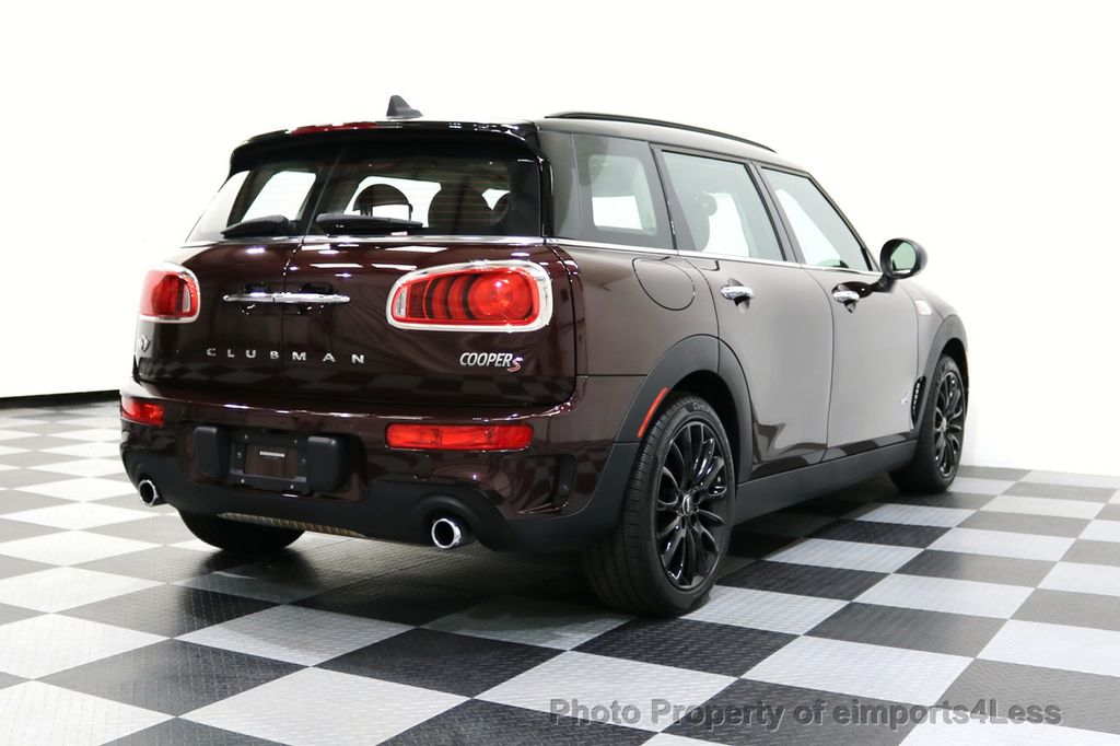 2017 MINI Cooper S Clubman CERTIFIED CLUBMAN S ALL4 AWD LEATHER CAMERA NAVI - 17736547 - 18