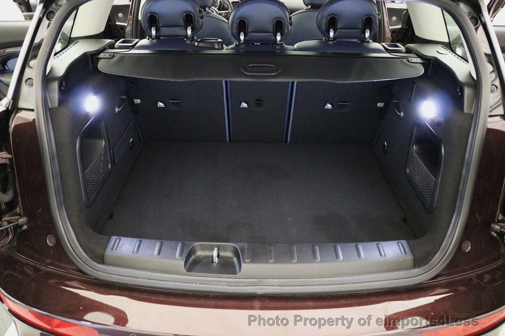 2017 MINI Cooper S Clubman CERTIFIED CLUBMAN S ALL4 AWD LEATHER CAMERA NAVI - 17736547 - 22