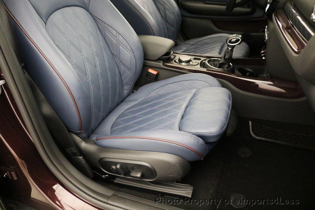 2017 MINI Cooper S Clubman CERTIFIED CLUBMAN S ALL4 AWD LEATHER CAMERA NAVI - 17736547 - 24