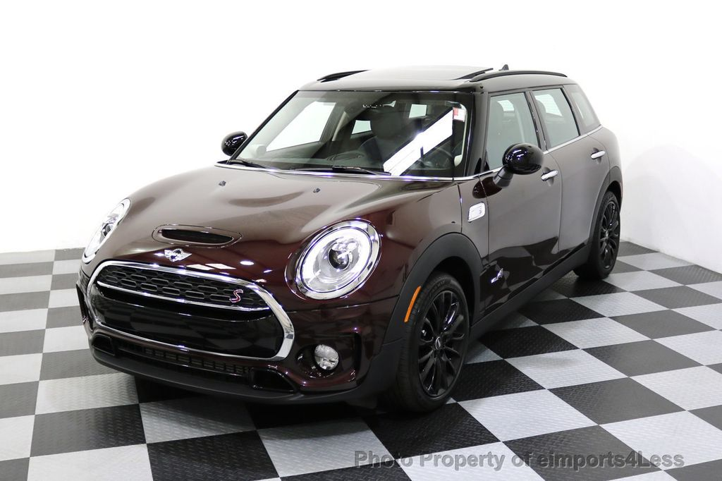 2017 MINI Cooper S Clubman CERTIFIED CLUBMAN S ALL4 AWD LEATHER CAMERA NAVI - 17736547 - 28