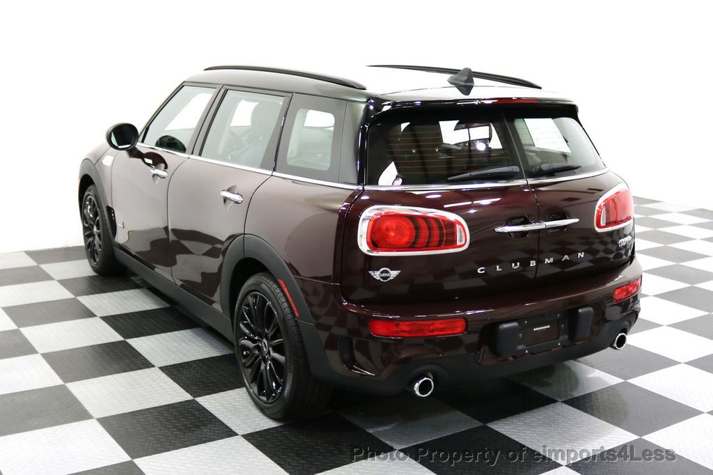 2017 MINI Cooper S Clubman CERTIFIED CLUBMAN S ALL4 AWD LEATHER CAMERA NAVI - 17736547 - 2