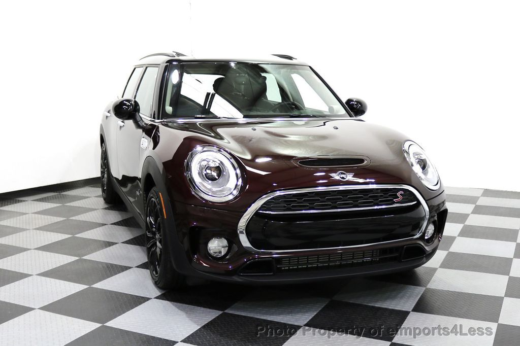 2017 MINI Cooper S Clubman CERTIFIED CLUBMAN S ALL4 AWD LEATHER CAMERA NAVI - 17736547 - 29