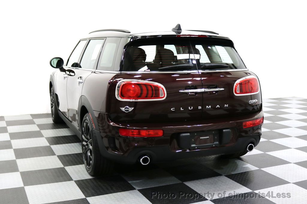 2017 MINI Cooper S Clubman CERTIFIED CLUBMAN S ALL4 AWD LEATHER CAMERA NAVI - 17736547 - 30