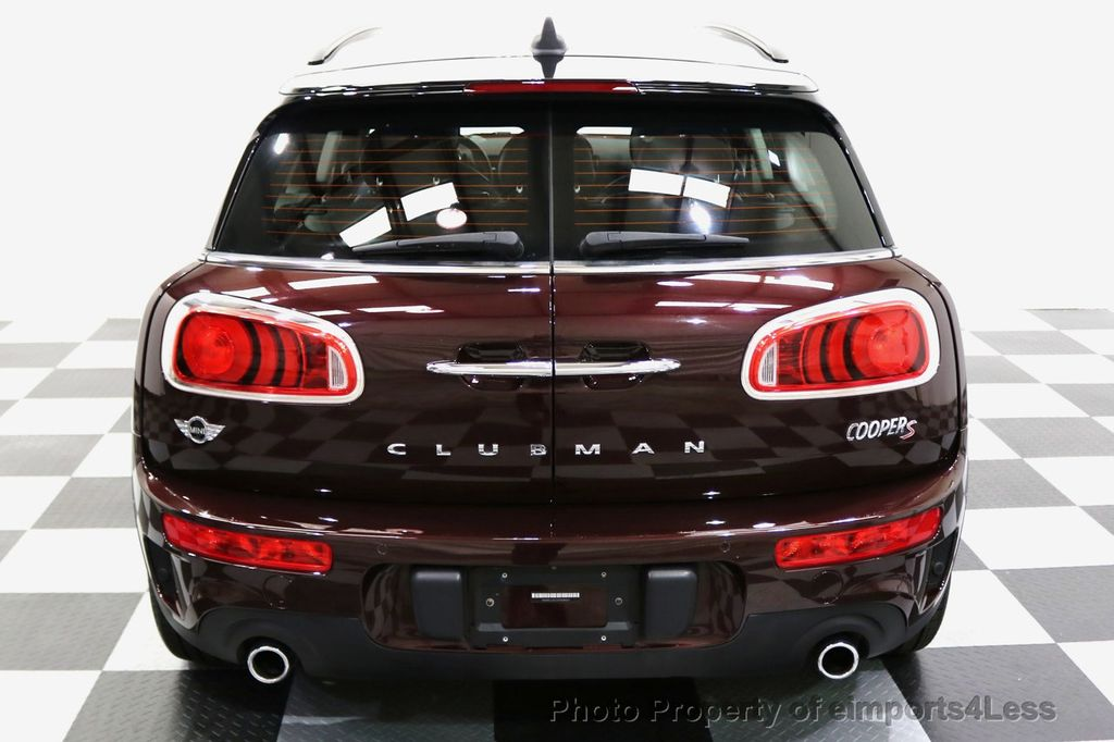 2017 MINI Cooper S Clubman CERTIFIED CLUBMAN S ALL4 AWD LEATHER CAMERA NAVI - 17736547 - 31