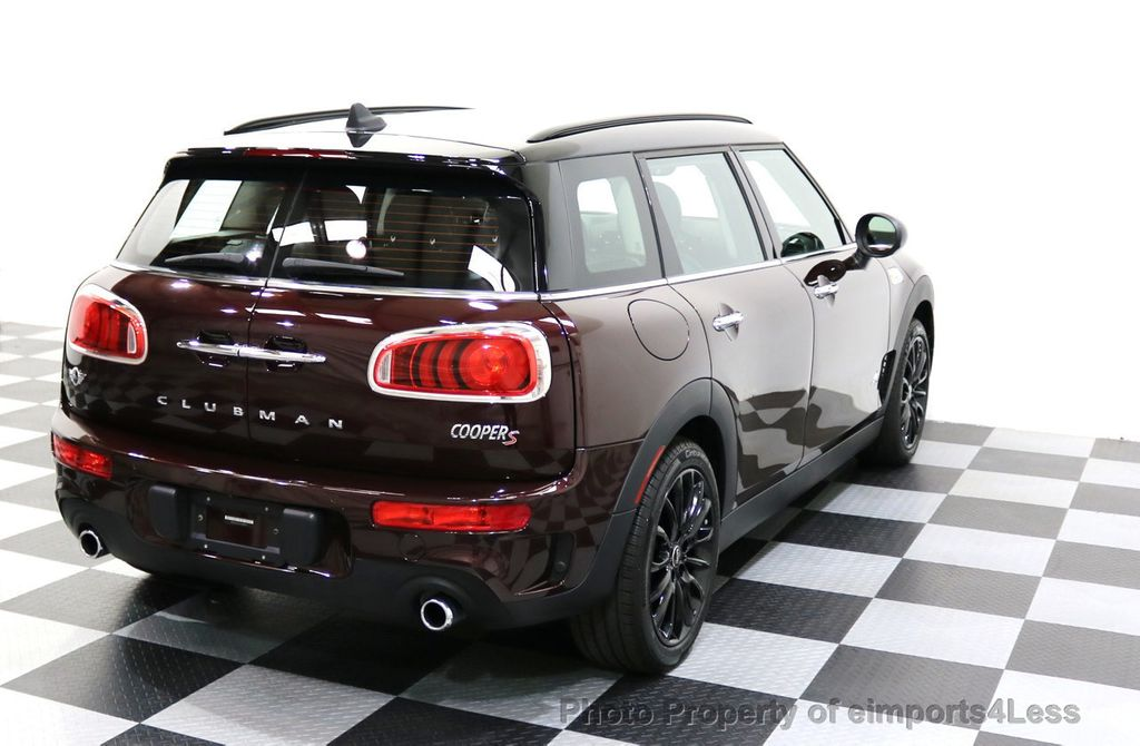 2017 MINI Cooper S Clubman CERTIFIED CLUBMAN S ALL4 AWD LEATHER CAMERA NAVI - 17736547 - 32