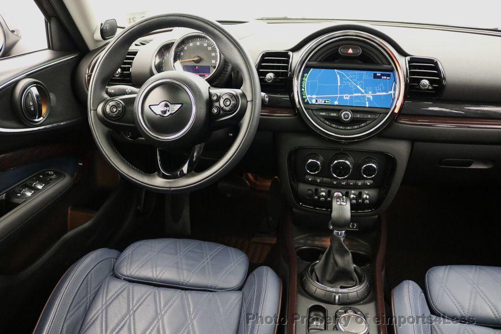 2017 MINI Cooper S Clubman CERTIFIED CLUBMAN S ALL4 AWD LEATHER CAMERA NAVI - 17736547 - 34