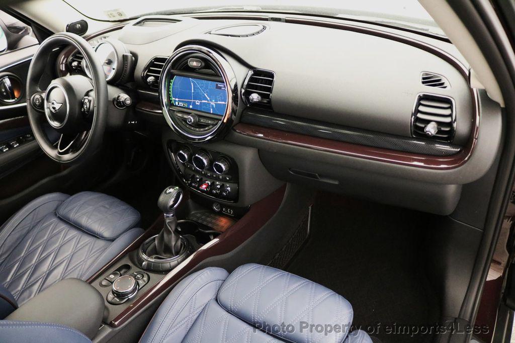 2017 MINI Cooper S Clubman CERTIFIED CLUBMAN S ALL4 AWD LEATHER CAMERA NAVI - 17736547 - 35
