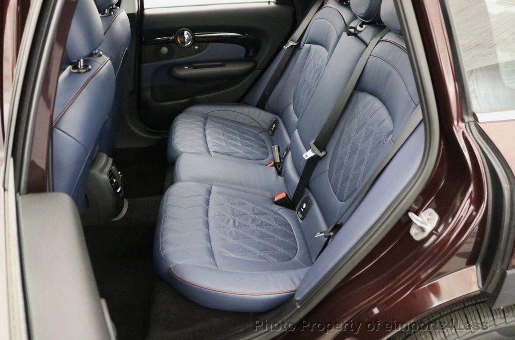 2017 MINI Cooper S Clubman CERTIFIED CLUBMAN S ALL4 AWD LEATHER CAMERA NAVI - 17736547 - 36