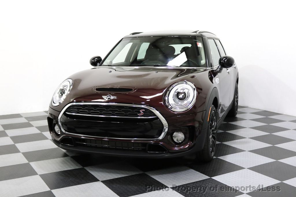 2017 MINI Cooper S Clubman CERTIFIED CLUBMAN S ALL4 AWD LEATHER CAMERA NAVI - 17736547 - 43