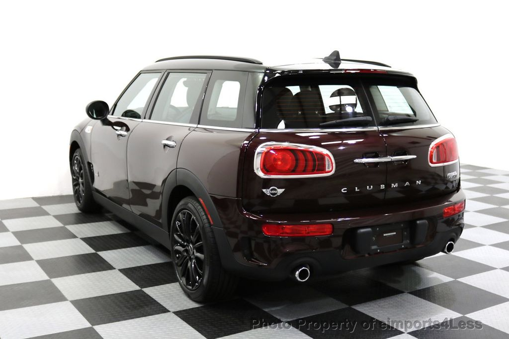 2017 MINI Cooper S Clubman CERTIFIED CLUBMAN S ALL4 AWD LEATHER CAMERA NAVI - 17736547 - 46