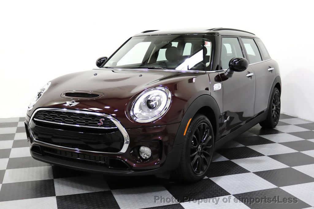 2017 MINI Cooper S Clubman CERTIFIED CLUBMAN S ALL4 AWD LEATHER CAMERA NAVI - 17736547 - 50