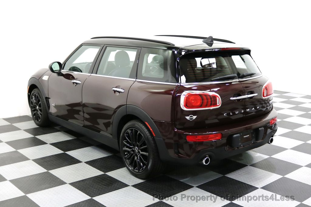 2017 MINI Cooper S Clubman CERTIFIED CLUBMAN S ALL4 AWD LEATHER CAMERA NAVI - 17736547 - 51